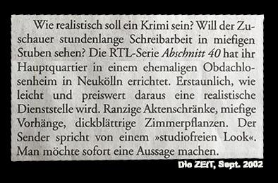 Die Zeit 2002